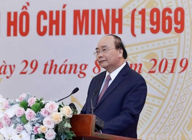 Preserving President Ho Chi Minh's body for future generations: PM hinh anh 1