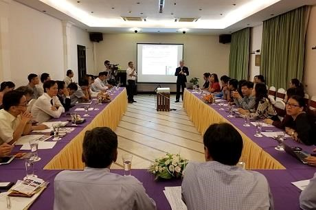 Seminar talks public-private partnership in tourism development hinh anh 1
