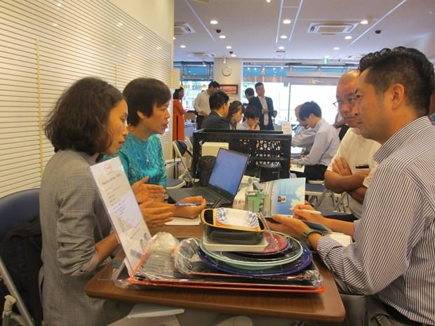 Vietnam – Japan trade exchange seminar held in Tokyo hinh anh 1