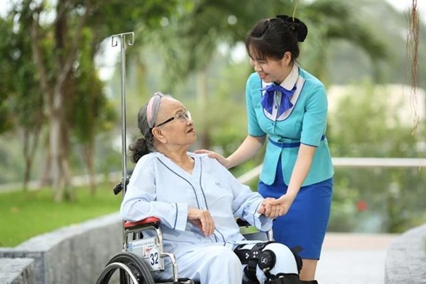 Medical social workers add to efficacy of treatment: experts hinh anh 1