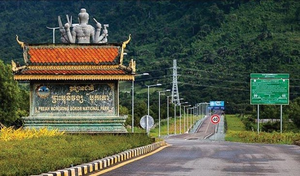 Cambodia unveils plan for Bokor Mountain resort hinh anh 1