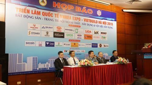 Vietbuild Hanoi 2019 to open next week hinh anh 1