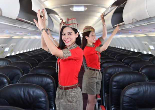 Vietjet's recruitment day to land in Tokyo hinh anh 1