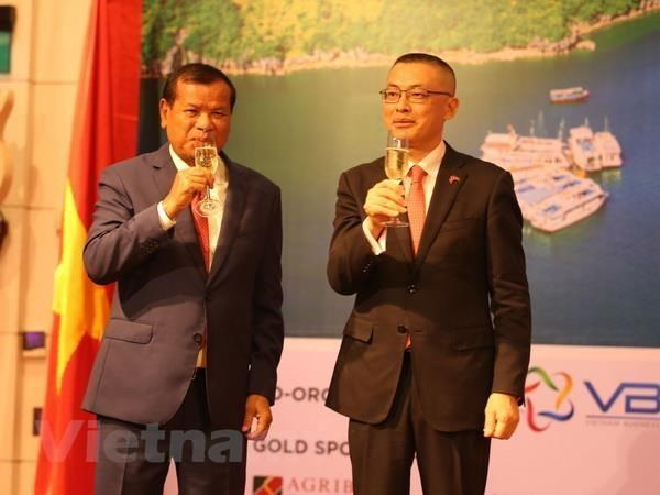 Phnom Penh banquet celebrates Vietnam's 74th National Day hinh anh 1