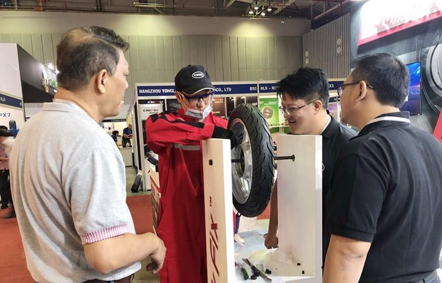 Autotech & Accessories show 2019 to be held in Hanoi hinh anh 1