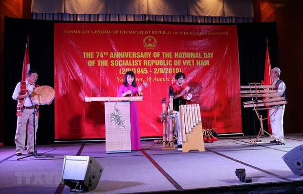 Vietnam's National Day marked across continents hinh anh 1