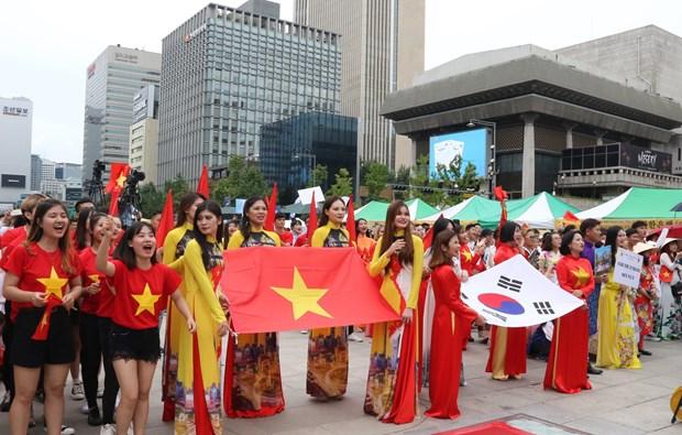 Vietnam cultural festival in full swing in RoK hinh anh 1
