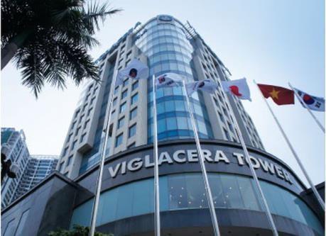 Viglacera wins global quality award hinh anh 1