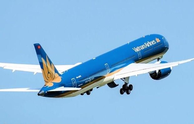 Vietnam Airlines uses large-body Boeing 787-10 aircraft on Vietnam-RoK route hinh anh 1