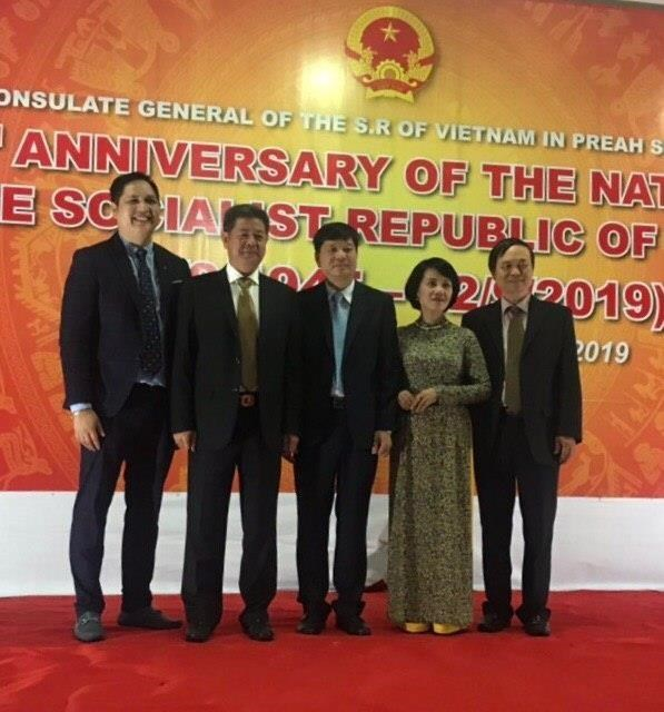 Vietnam's National Day celebrated abroad hinh anh 1