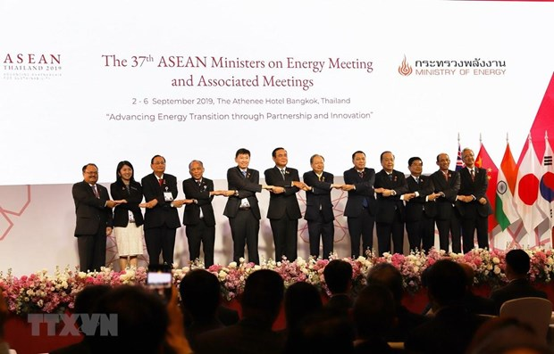 ASEAN energy ministers' meeting kicks off in Bangkok hinh anh 1