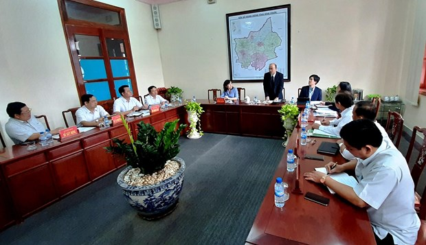 Binh Phuoc province draws Japanese investors' interest hinh anh 1