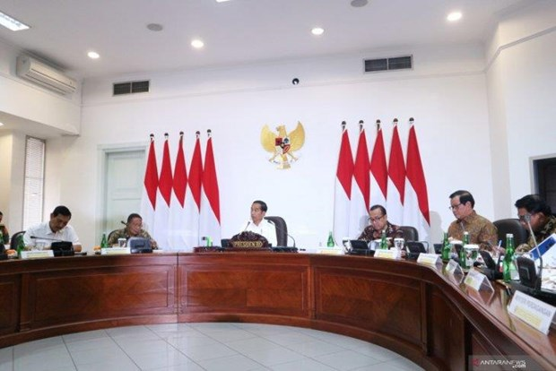 Indonesian President orders breakthroughs to accelerate industry 4.0 roadmap hinh anh 1