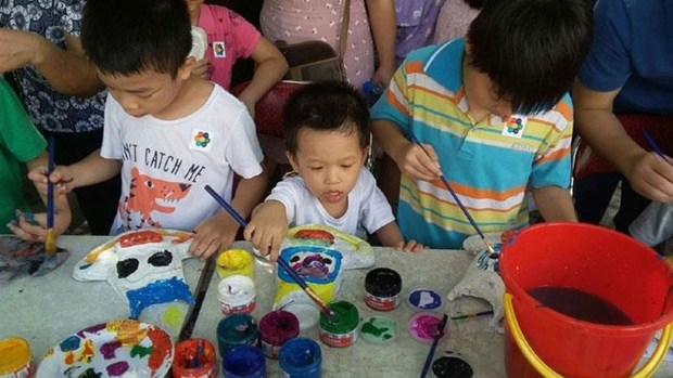 Hanoi children to experience traditional mid-autumn festival hinh anh 1