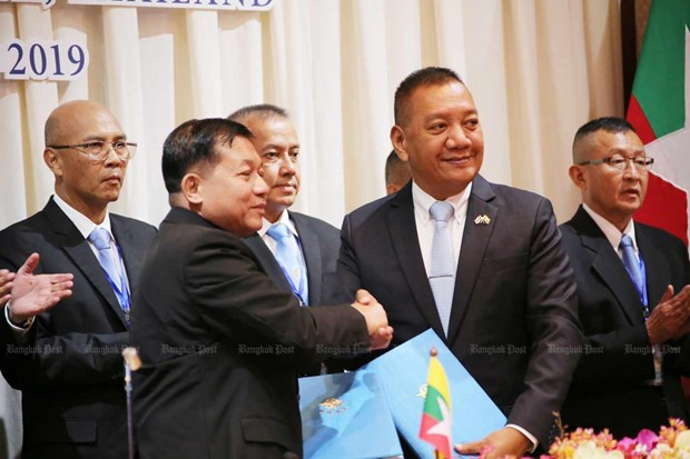 Thailand, Myanmar step up trans-boundary cooperation hinh anh 1