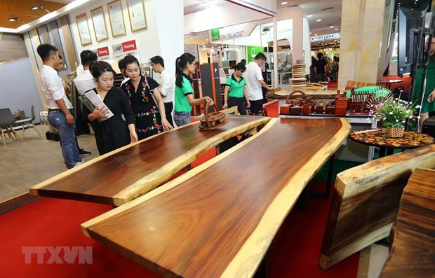 Hanoi hosts 2nd Vietbuild International Exhibition in 2019 hinh anh 1