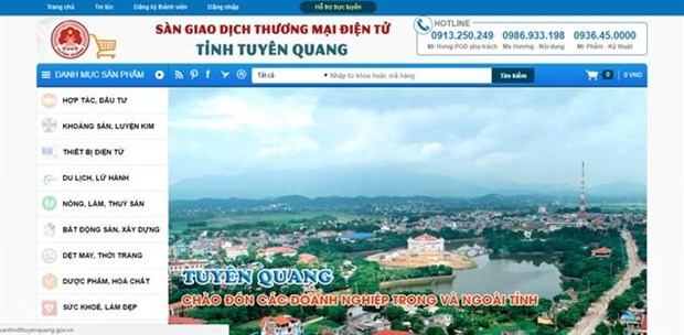 Vietnam to enhance management of e-commerce activities hinh anh 1