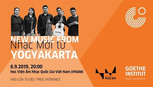 Indonesian ensemble performs contemporary music in Hanoi hinh anh 1