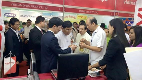 Biggest Vietnamese trade fair in Myanmar to run in December hinh anh 1