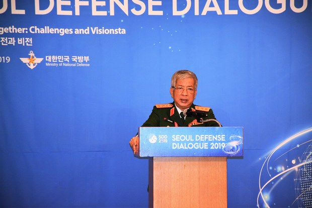 Maritime security high on Seoul Defence Dialogue's agenda: official hinh anh 1