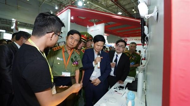 Rapid growth foreseen for security equipment market hinh anh 1