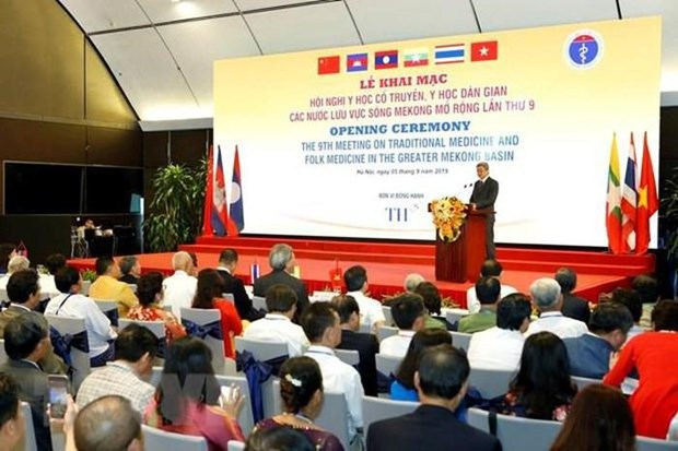 Mekong countries bolster cooperation in traditional medicine hinh anh 1