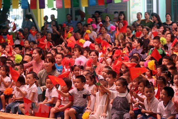 Over 24 million students nationwide enter new academic year hinh anh 1