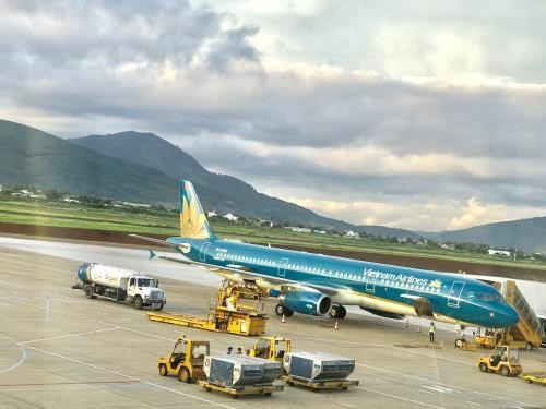 Vietnam Airlines works to complete procedures for direct flights to US hinh anh 1