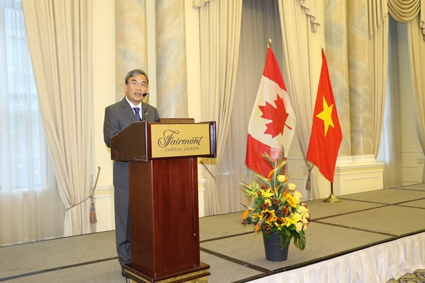 Vietnam's National Day celebrated in Canada, Mexico hinh anh 1