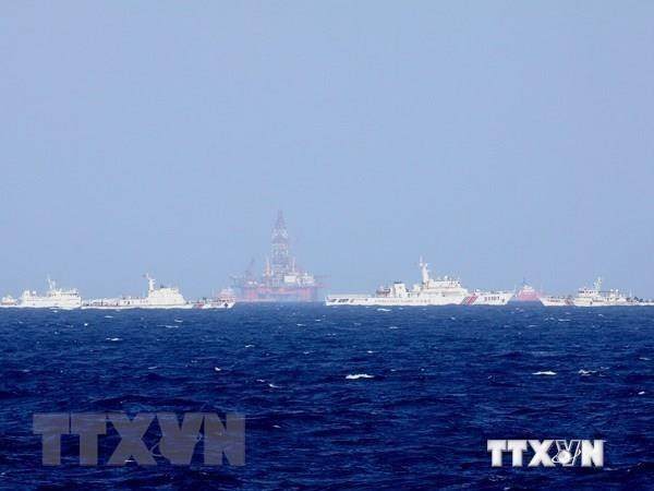 International community condemns China's illegal activities in East Sea hinh anh 1