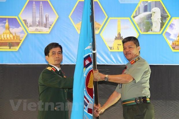 Vietnam to host ASEAN peacekeeping meeting in 2020 hinh anh 1