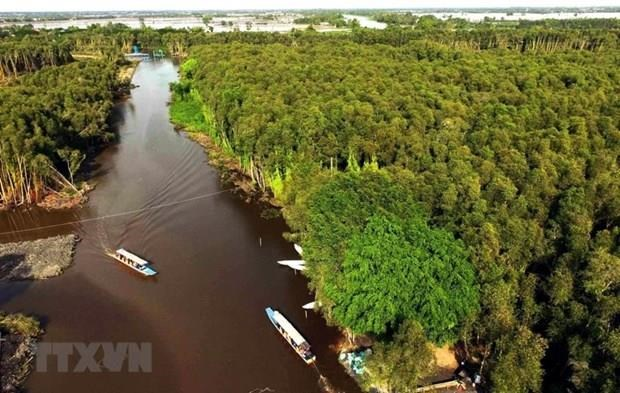 PM urges stepping up sustainable development in Mekong Delta hinh anh 1