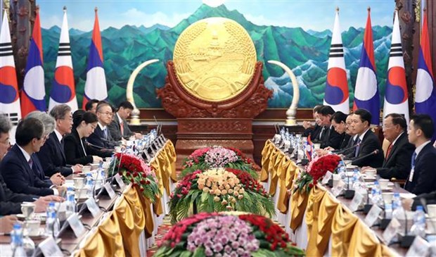 RoK President reveals vision on cooperation with Mekong nations hinh anh 1