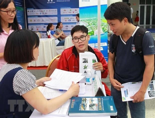 HCM City sees high demand for skilled workers in September hinh anh 1