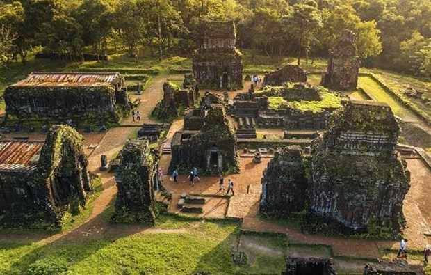 Two World Heritage sites celebrate 20 years of UNESCO recognition hinh anh 1