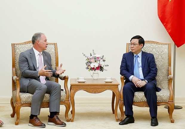 Vietnam welcomes US Gen X Energy's projects: Deputy PM hinh anh 1