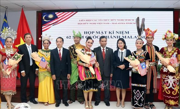 Malaysia's Independence Day observed in HCM City hinh anh 1