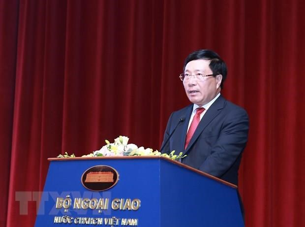 Progress recorded in cooperation with Middle East-Africa: Deputy PM hinh anh 1