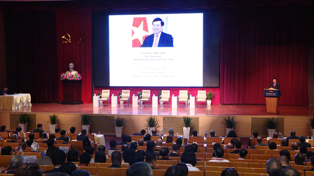 Diplomats, firms discuss trade among Vietnam, Africa, Middle East hinh anh 1