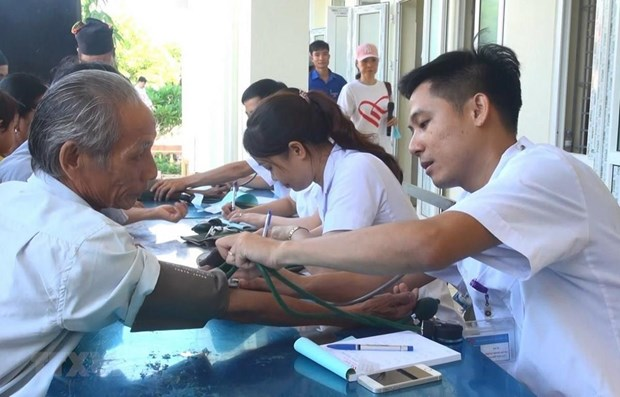 US organisations support disabled, poor people in Thua Thien-Hue hinh anh 1