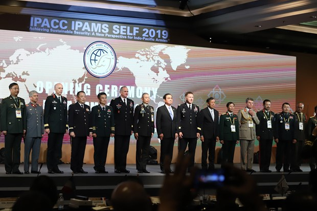 Vietnam attends Indo-Pacific Army Chiefs Conference in Thailand hinh anh 1