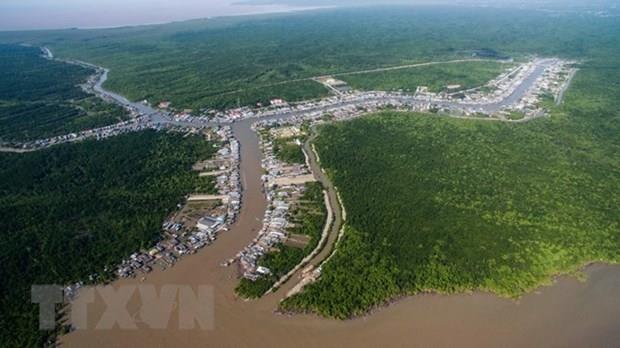 Ca Mau develops eco-tourism, community-based tourism hinh anh 1