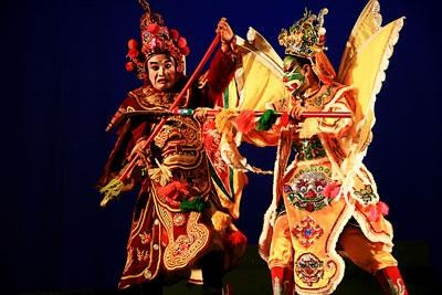 Vietnam Tuong Theatre marks 60th anniversary hinh anh 1