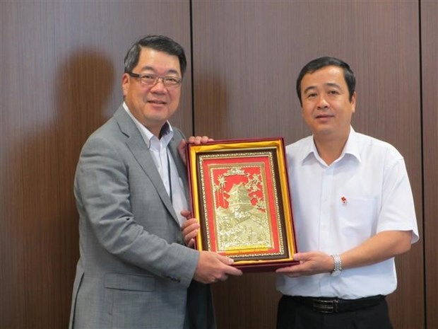 Japanese firm interested in investing in Thai Binh hinh anh 1
