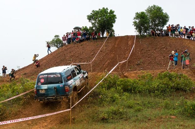 Vietnam Offroad PVOIL Cup to be held later this month hinh anh 1