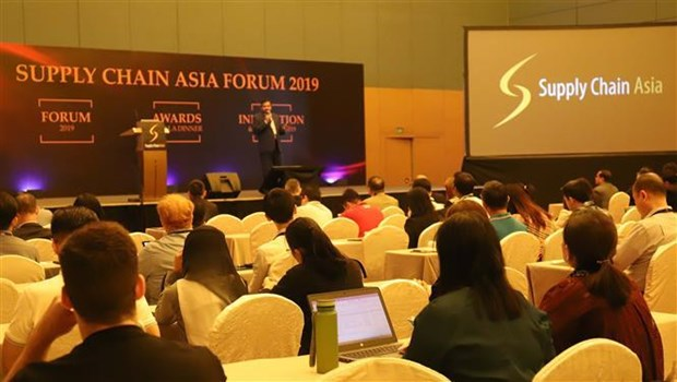 Supply Chain Asia Forum 2019 opens in Singapore hinh anh 1
