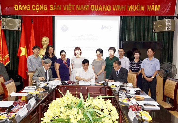 Vietnam, Japan work to develop antimicrobial monitoring system hinh anh 1