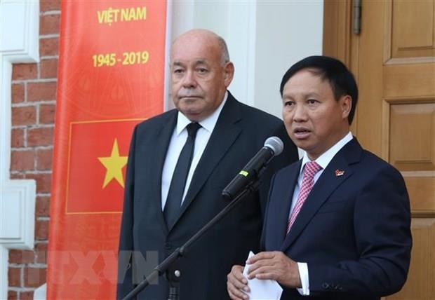 Vietnam's National Day celebrated in Russia hinh anh 1