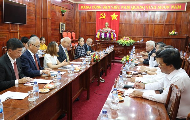 Binh Phuoc endorses Japanese investment hinh anh 1
