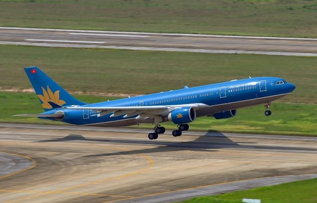 Vietnam Airlines retires last Airbus A330 hinh anh 1